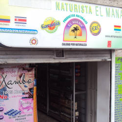 Naturalista El Mana en Bogotá