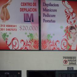 Centro de depilación LM en Bogotá