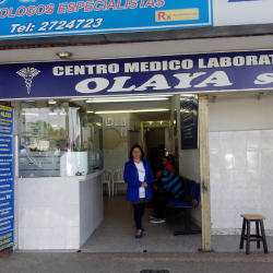 Centro médico Laboratorio Clínico Olaya E.U. Sede 2 en Bogotá