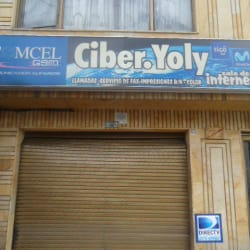 Ciber.Yoli en Bogotá