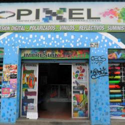 Pixel Impresión Suministros en Bogotá
