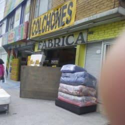 Colchones Fábrica Pilowtex en Bogotá
