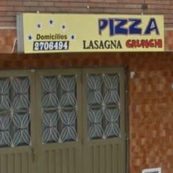 Pizza Lasagna Crunch en Bogotá