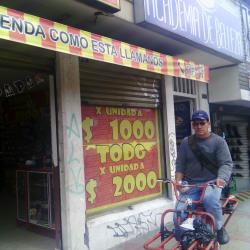Todo a Mil Todo a Dos Mil  en Bogotá