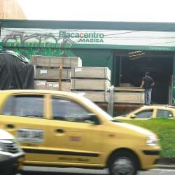 Placacentro Masisa #2 en Bogotá