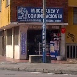 Miscelánea y Comunicaciones en Bogotá