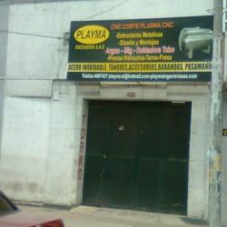 Playma Ingeniería S.A.S. en Bogotá