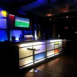 Mondrian bar en Bogotá