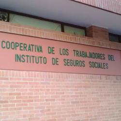 Cooperativa de los trabajadores del instituto de los seguros Sociales.  en Bogotá
