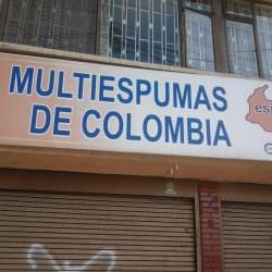 Multiespumas de Colombia en Bogotá