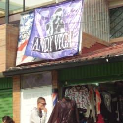 Andy Vega en Bogotá