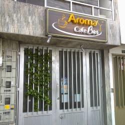 Aroma Café Bar  en Bogotá