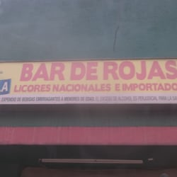 Bar De Rojas en Bogotá
