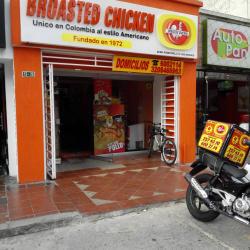Broasted Chicken en Bogotá