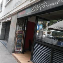 Verace Pizza en Santiago