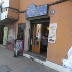 Euro Sandwich en Santiago