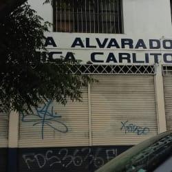 Ferretería Alvarado Hnos. en Santiago
