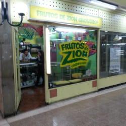 Frutos de Zion en Santiago