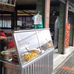 Almuerzos  en Bogotá