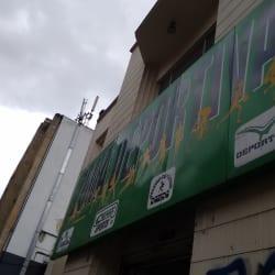 Zona Deportiva  en Bogotá