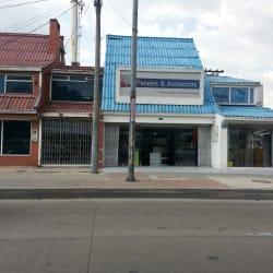 Paneles y Accesorios en Bogotá
