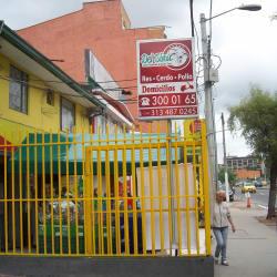 Del sinú  en Bogotá