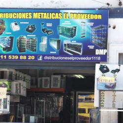 Distribuciones Metálicas el proveedor  en Bogotá