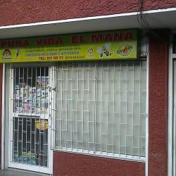 Pura Vida el Mana en Bogotá