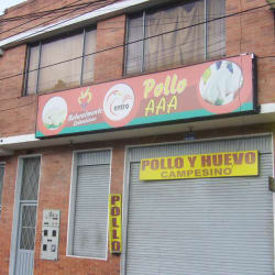 Pollo AAA Centro en Bogotá