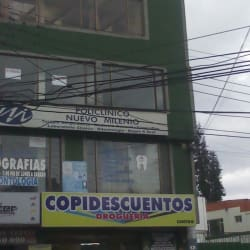Policlínico Nuevo Milenio en Bogotá