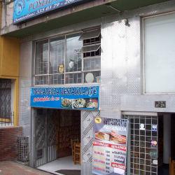 Poseidón  en Bogotá