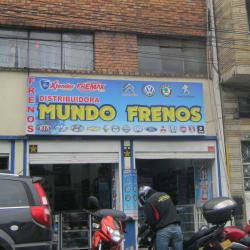 Distribuidora Mundo Frenos en Bogotá