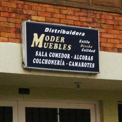 Distribuidora Moder Muebles en Bogotá