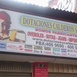 Dotaciones Calderón  en Bogotá