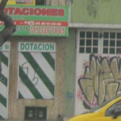 Dotaciones Cascos en Bogotá