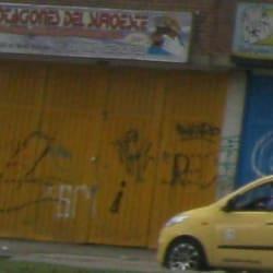 Dotaciones Del Xorexe en Bogotá
