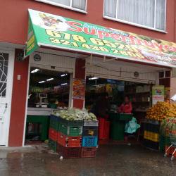Autoservicio Superfruver  en Bogotá