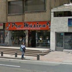 Pro Música Instrumentos Musicales. en Bogotá
