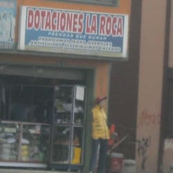 Dotaciones La Roca en Bogotá