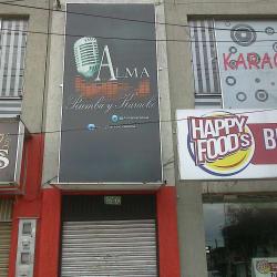 Alma Karaoke en Bogotá