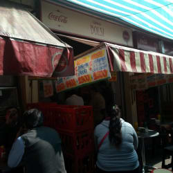 Cafeteria Bolsi en Santiago