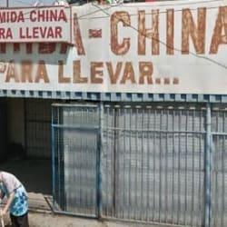 Comida china Para llevar  en Santiago