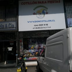 Don Cotillon en Santiago