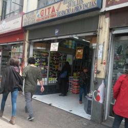 Gita  en Santiago