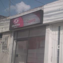 Cajero Banco Colpatria Barrio Villa Luz en Bogotá
