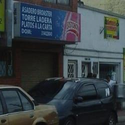 Asadero Broaster Torreladera en Bogotá