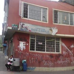 Cafeteria don camilo en Bogotá
