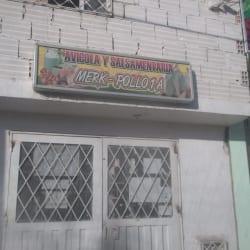 Avicola y Salsamentaria Merk-Pollo 1A en Bogotá