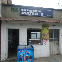 cafeteria mateo's en Bogotá