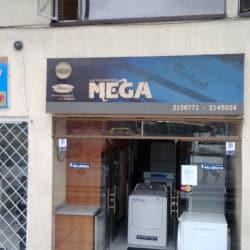 Electrodomesticos Mega en Bogotá